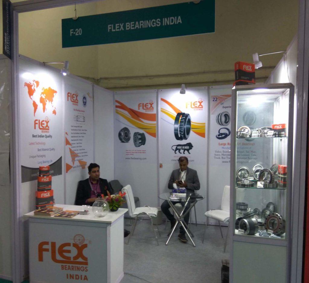 Automechanika Delhi flexbearing