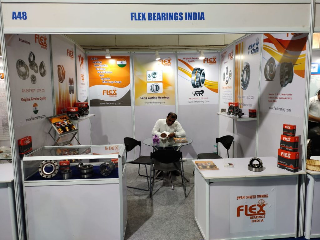 Bearing Expo Mumbai 2019 flexbearing